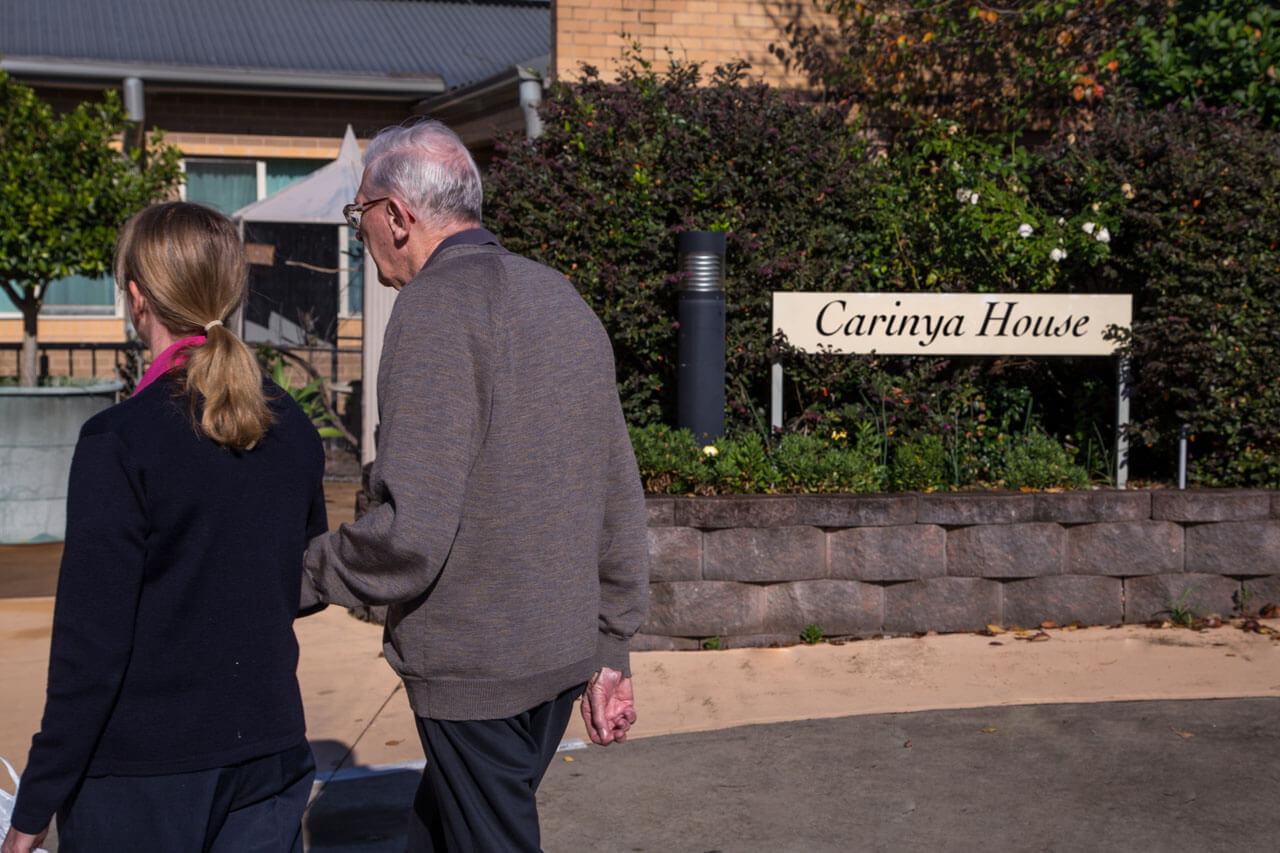 Carinya House – Glenhaven Aged Care Facility