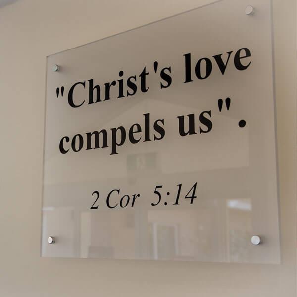 christian atmosphere